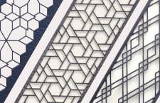 モダンなデザインのアルミ鋳物パネル『キャストパネル』新発売